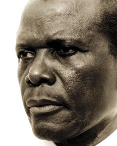 Sydney Poitier, because you didn't settle for less than what you knew you were worth. Mr. Poitier....thank you.