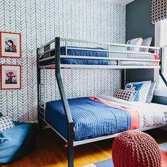 Metal Bunk Beds, Contemporary, boy's room, Colordrunk Design