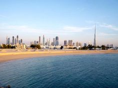 Dubai, among the 25 most beautiful skyline in the world