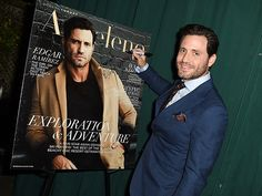 Star Tracks: Wednesday, September 28, 2016 | SIGNING OFF | Edgar Ramirez attends a West Hollywood dinner party to celebrate his Modern Luxury cover on Tuesday.