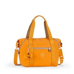 Kipling Art S Basic Handtasche Sunset Yellow C