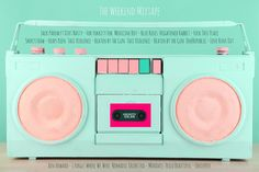 The Weekend Mixtape - Every Friday you can look forward to a new playlist, purposefully designed just to make you smile. Frightened Rabbit, Ben Howard, Love Run, Blue Roses, Hello Beautiful, Boy Blue, Mixtape, Orchestra, Make You Smile