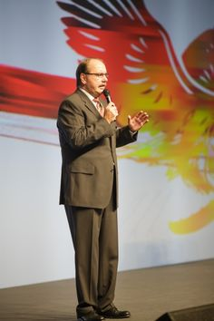 Friedhelm Rücker, erster Manageing Director FOREVER Germany 1995 - 2005