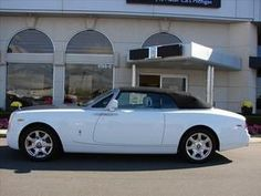 2014 Rolls Royce Phantom Drophead