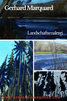 Beim Malen einer Landschaft finde ich immer eine tiefe Ruhe, wie bei einem Spaziergang. Die Inspiration zu den kleinformatigen Ölbildern finde ich in der Natur. Die meisten Motive liegen ca. 5 Km um meinen Wohnung. Jedem Malanfänger kann ich nur raten, damit anzufangen. Vom Farbauftrag, über Pinselführung und duktus lehrt die Landschaft alles. Und immmer wieder finden sich nette Gespräche am Wegrand. #dailypainting, #malenlernen, #landschaft Painting, Inspiration, Art, Landscape Pictures, Landscape Paintings, Still Life, How To Paint, Drawing Pictures, Pool Chairs