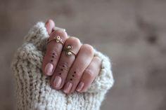 Dot Tattoos on Pinterest