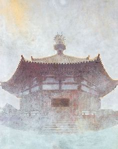 日本画家 高橋天山Japanese painting world