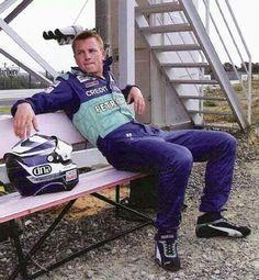 Kimi in 2001 #Sauber