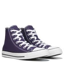 Converse Chuck Taylor All Star High Top Sneaker Eggplant