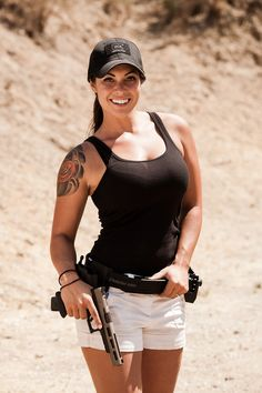 Michelle Viscusi to Compete With Team GLOCK - Calguns.net Idk much about competition shooting but I feel it'd be mostly male dominated and she shoots for Glock!! How cool is that?!