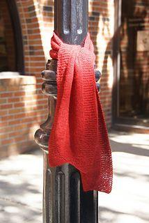 Superfine 400 No. 1 | Shark Bite Edge Scarf #createyourownstory #yarnandsoul #freepatterns #yarn #diy #knitting