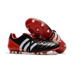 quality design 37c0b 11cf7 Offisielt Adidas Predator Mania Champagne FG Fotballsko Svart Rød Hvit,  Adidas Predator Mania sko til