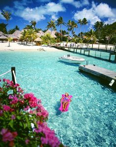 Bora Bora. French Polynesia. #luxuryvacations, luxury design, luxury places, #paradisiacvacations, luxury lifestyle, summer vacations, #relax For more inspirations visit us at http://www.bocadolobo.com/en/inspiration-and-ideas/