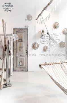 ideas in white