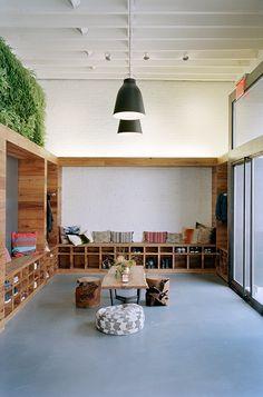 DXA Studio Turns a Brooklyn Manufacturing Plant Into a Hot Yoga Studio