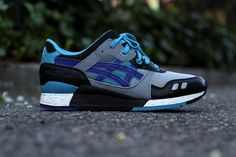 "Asics ""Blueberry"""