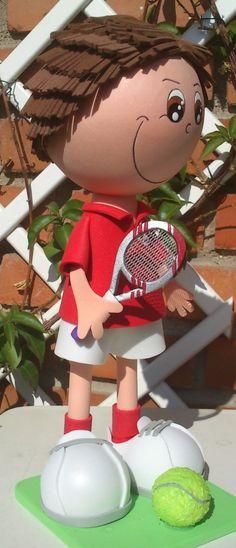 Fofucho tenista