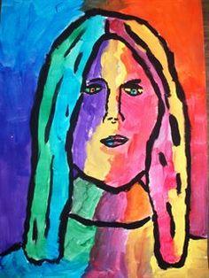 Artsonia Art Gallery - 5 - Fauvism Portraits