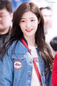Japanese Beauty, Korean Beauty, Asian Beauty, Kpop Girl Groups, Korean Girl Groups, Kpop Girls, Jung Chaeyeon, Kim Sejeong, Cute Asian Fashion