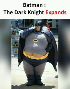 This is why I say I hate Ben Affleck's Batman - he just doesn't suit my image of the dark Knight. Funny Shit, Crazy Funny Memes, Wtf Funny, Funny Jokes, Hilarious, Funny Laugh, Memes Humor, Comedy Memes, Funny Images