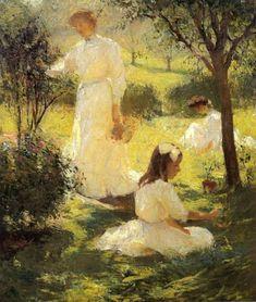 Frank Weston Benson ~ pintor impresionista