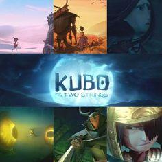 Kubo and the Two Strings Samurai, Laika Studios, Kubo And The Two Strings, Japanese Folklore, Disney And More, Animation Film, Stop Motion, Tim Burton, Disney Movies