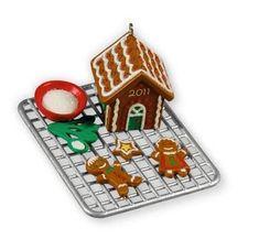 2011 - Hallmark Ornament - Seasons Treating's - Hallmark Keepsake Christmas Ornaments