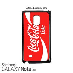 Coca Cola Coke Samsung Galaxy Note EDGE Case