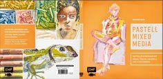 Am 7. Mai ist es soweit, mein neues Buch im Edition Michael Fischer Verlag erscheint.  Ich freue mich schon sehr. Es ist ein Buch über das Zeichnen mit Pastellkreiden und allem, was ich sonst...