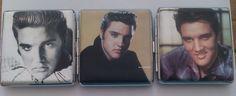 Elvis Presley Cigarette Case holds 18 / 20 Cigarettes - 2 Designs to Choose From