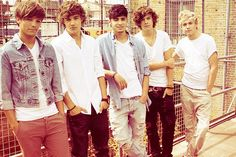 One Direction! :]