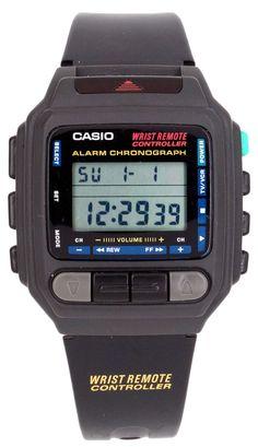 Casio - CMD-30B-1 - Montre Homme - Quartz Digitale - Chronomètre/Alarme - Bracelet Caoutchouc Noir: Amazon.fr: Montres