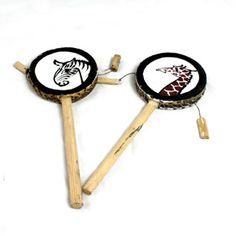 Tic Toc Drum $2.39    Everyone's favorite! Children and adults alike love these hand-made tic toc drums. M-M120 Order Here: africaimports.com