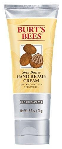 Burt's Bees Shea Butter Hand Repair Cream 3.2 Ounces (Pack of 3)