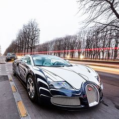 Bugatti Vitesse lo'r Blanc.  ❤❤