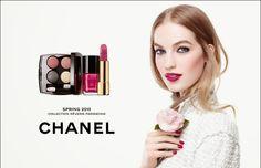 Hilary Blonde: Colección de maquillaje de Chanel primavera 2015