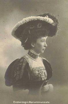 Erzherzogin Maria Annunziata von Österreich, Archduchess of Austria | Flickr - Photo Sharing!