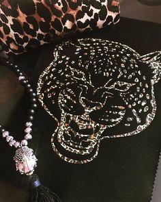 New Glitter Cheetah* 🐆👛 #glitter #cheetah #fashion