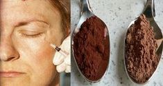 You think it is time to get Botox? Erase that thought because this amazing mask will remove your wrinkles and tighten your facial skin more better than botox.So,forget about botox, needle tingling and injecting harmful Beauty Secrets, Beauty Hacks, Coffee Mask, Younger Skin, Homemade Face Masks, Wrinkle Remover, Beauty Recipe, Facial Masks, Sweets