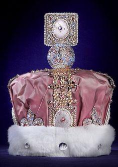 Faberge, Diamond Jubilee crown for Harrod's celebration