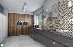 Dom w Lubiatowie - zdjęcie od naumetic - Kuchnia - Styl Skandynawski - naumetic