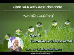 Neville - Asumptiile se intaresc in fapt Cap. Neville Goddard, Audio Books, Cap, Youtube, Baseball Hat, Youtubers, Youtube Movies