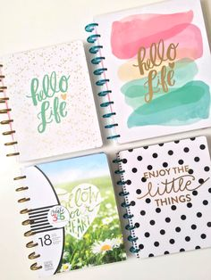plans for Happy Planning™ with my new bunch of Happy Planners™ // Feb 22nd mambi Design Team BLOG HOP | Amanda Rose Zampelli