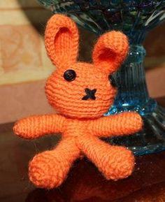 "a bunny by blogger ""Amalian Ateljee"""