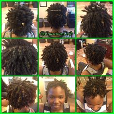 Style: Loc Retight (Interlocks. Started as Comb Coils)  Client's Hair Type: 4a/b  Hair Added: NA  Products Used: Coiled! by Conscious Coils (Original Refresher Spray)   Time: 1hr 23mins  Style Duration: Retight every 5-7 weeks    #consciouscoils #consciouscoilssalon #coiledbyconsciouscoils