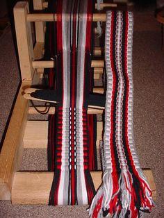 Inkle belts by flufdrax.deviantart.com on @DeviantArt
