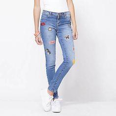 Me gustó este producto Sybilla Jeans Denim Estampado. ¡Lo quiero!