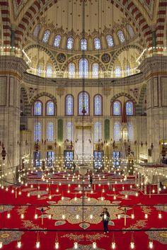 Fatih Mosque - Istanbul, (Turkey)