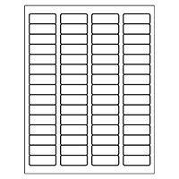 Free Avery® Templates - Return Address Label, 60 per sheet