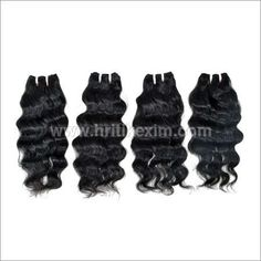 Weft Hair by HRITIK EXIM, a leading Manufacturer, Supplier, Exporter of Best Quality Human Hair Wefts & Weaves based in Hyderabad, India. New Hair, Your Hair, Weft Hair Extensions, Sulfate Free Shampoo, Deep Conditioner, Hair Weft, Natural Looks, Hair Lengths, Hair Care